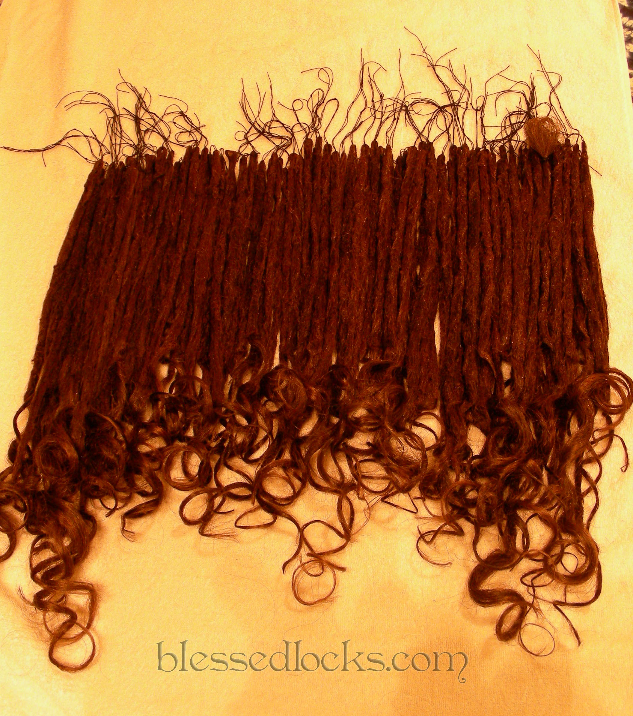 Blessed Locks Custom Dreadlock Extensions And Falls From Vancouver Bc